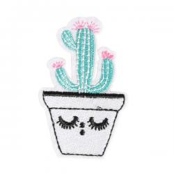 S0067 Cute Cactus 4.5x7.3cm