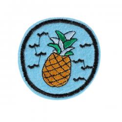 S0011 Pineapple 5.5x5.5cm