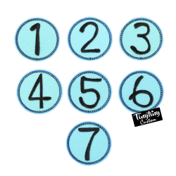 Custom Number Patches