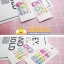 กิ๊บฮาราจุกุเคลือบสีน่ารัก ( คละสี ) 192บาท/แพค 12 แผง thumbnail 3