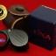 กล้องส่องพระ Leika 10x18mm แท้ (บอดี้สีดำ) แบบไม่หุ้มยาง thumbnail 2