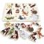 จิ๊กซอว์หมุดไม้ชุดสัตว์11ชนิดและคำศัพท์ มีพื้นหลัง ขนาด 30X20 เซนติเมตร thumbnail 1