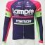 เสื้อปั่นจักรยานแขนยาวโปรทีม : SP161030 thumbnail 1