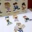 จิ๊กซอว์ไม้หมุด ลายครอบครัว มีพื้นหลัง thumbnail 3
