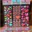 สติ๊กเกอร์นูนหัวใจ (คละลายตามรูป) 90บาท/แพ็ค 20ชิ้น/แพ็ค thumbnail 6