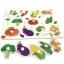 จิ๊กซอว์หมุดไม้ชุดผักน่ารู้ มีพื้นหลัง ขนาด 30X20 เซนติเมตร thumbnail 1