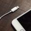 แปลงหัวชาร์จไอโฟน7 เป็นพ็อตหูฟัง , Lightning 8 pin to 3.5mm ราคา 90 บาท thumbnail 7