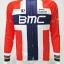 เสื้อปั่นจักรยานแขนยาวโปรทีม : SP161070 thumbnail 1