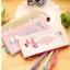 กระเป๋าดินสอผ้าลายการ์ตูน(คละลาย) 156บาท/แพค 12ชิ้น/แพค thumbnail 6