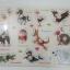 จิ๊กซอว์หมุดไม้ชุดสัตว์11ชนิดและคำศัพท์ มีพื้นหลัง ขนาด 30X20 เซนติเมตร thumbnail 4