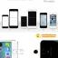 ปุ่มโฮมไอโฟน ไอพอต ไอแพด สแกนนิ้วได้ ราคา 162 บาท / 12ชิ้น สำเนา thumbnail 4