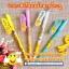 ปากกาสเก็ตบอร์ดลายปิกาจู (เจลน้ำเงิน) 144บาท/โหล 12ชิ้น/โหล thumbnail 2