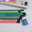 ดินสอ HB ด้ามสีสัน ZIBOM 42บาท/แพค 12ชิ้น/แพค thumbnail 1