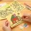 ทรายระบายสี รูปสัตว์ ราคาแพคละ 72 บาท 12 ห่อ/แพค thumbnail 1