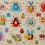 จิ๊กซอว์ไม้หมุด ลายสัตว์ต่างๆ มีพื้นหลัง ขนาด 30X20 เซนติเมตร thumbnail 2