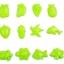 แม่พิมพ์เล่นทราย ชุดผลไม้และ สัตว์ทะเล 12 ชิ้น thumbnail 1
