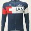 เสื้อปั่นจักรยานแขนยาวโปรทีม : SP161040 thumbnail 1