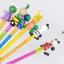ดินสอหัวตุ๊กตุ่น ( หัวไม้ )120บาท/แพค 12ชิ้น/แพค thumbnail 3