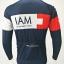 เสื้อปั่นจักรยานแขนยาวโปรทีม : SP161040 thumbnail 3