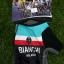 ถุงมือปั่นจักรยานโปรทีม Bianchi : GP150110 thumbnail 1