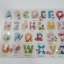 จิ๊กซอว์หมุดไม้ชุดตัวอักษรพิมพ์ใหญ่ A - Z การ์ตูน ขนาด 30X20 เซนติเมตร thumbnail 3