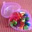 ร้อยเชือกบล๊อกไม้ รูปสัตว์และผลไม้ กล่องรูปหัวใจสีชมพู thumbnail 2