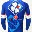 เสื้อปั่นจักรยานแขนยาวโปรทีม : SP161090 thumbnail 3
