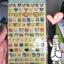 สติ๊กเกอร์ นูน หัวสัตว์ 120บาท/แพ็ค 10ชิ้น/แพ็ค thumbnail 3
