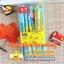 ปากกาสเก็ตบอร์ดลายปิกาจู (เจลน้ำเงิน) 144บาท/โหล 12ชิ้น/โหล thumbnail 6
