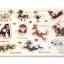 จิ๊กซอว์หมุดไม้ชุดสัตว์11ชนิดและคำศัพท์ มีพื้นหลัง ขนาด 30X20 เซนติเมตร thumbnail 2