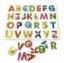 จิ๊กซอว์ไม้หมุด ลาย ABC ตัวพิมพ์ใหญ่ มีพื้นหลัง ขนาด 30X20 เซนติเมตร thumbnail 1