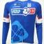 เสื้อปั่นจักรยานแขนยาวโปรทีม : SP161090 thumbnail 1