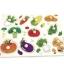 จิ๊กซอว์หมุดไม้ชุดผักน่ารู้ มีพื้นหลัง ขนาด 30X20 เซนติเมตร thumbnail 3