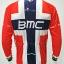 เสื้อปั่นจักรยานแขนยาวโปรทีม : SP161070 thumbnail 3