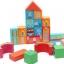 บล๊อกหยอดไม้สร้างเมือง สร้างปราสาท 52 ชิ้น thumbnail 5