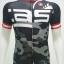 เสื้อปั่นจักรยานแขนสั้นโปรทีม : SP170160 thumbnail 1