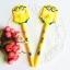 ปากกาพัดลม ลายมินเนี่ยน (เจลน้ำเงิน) 144บาท/โหล 12ชิ้น/โหล thumbnail 7
