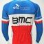 เสื้อปั่นจักรยานแขนยาวโปรทีม : SP161010 thumbnail 3
