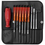 ไขควงชุด PB Swiss Tools รุ่น PB 8220 ชุดไขควงไฟฟ้า (10 ตัว/ชุด)