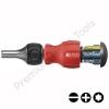 ไขควง PB Swiss Tools รุ่น PB 8453.R-30 แกน Ratchet ปรับล็อคซ้ายหรือขวาได้ พร้อมดอกไขควง 6 ดอกเก็บในด้าม
