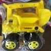 รถตักถุง เหลือง