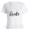 BRIDE Shirt (Black & White)