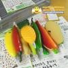 ปากกาผักผลไม้แม็กเน็ต(ลูกลื่น) 168 บาท/โหล 12ชิ้น/โหล