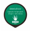 Innisfree Capsule Recipe Pack : Aloe Wash-Off & Cold Pack (Moist & Soothing)