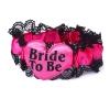 สายรัดต้นขา BRIDE TO BE (อุปกรณ์งานปาร์ตี้สละโสด Hen Night Party)