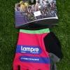ถุงมือปั่นจักรยานโปรทีม Lampre : GP150040