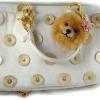 พวงกุญแจตุ๊กตาสุนัขใยขนแกะ พันธุ์ปอมเมอเรเนียน (Pomeranian)