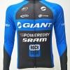 เสื้อปั่นจักรยานแขนยาวโปรทีม : SP161020