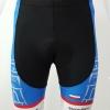 กางเกงปั่นจักรยานขาสั้นโปรทีม : PP170010