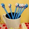 ปากกาโดเรม่อน (Doraemon)(เจลน้ำเงิน) 120บาท/แพค 12ชิ้น/แพค